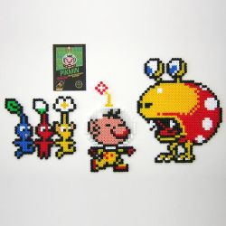 What if ... Pikmin by arcade-art