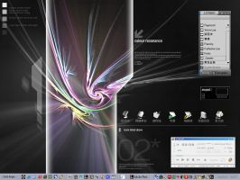 My Resonance Desktop by niteangel