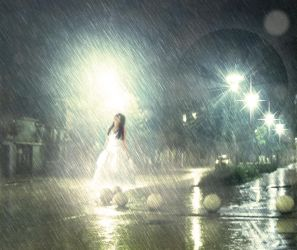 And the rainy nights are back by Darklilwitch