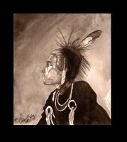 Native American by aratithiliel