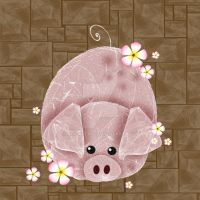 This little piggy... by rockgem