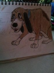 Copper (finished) by ClaireBear26