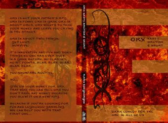 Another ORX cover by greyorm
