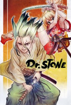 Dr. Stone 48 Color Cleaning Written by Ulquiorra90