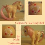 Collector's Pose Lady Bird by NichiTsukinoko