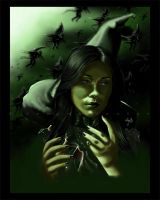 No One Mourns The Wicked by jeminabox