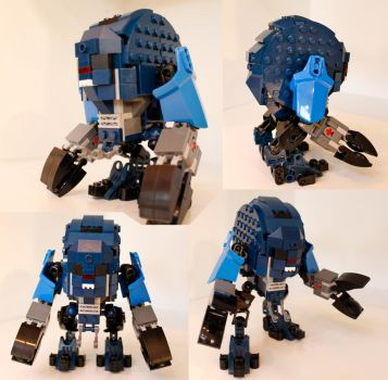 Lego Half-Life: Other Gargantua Images by NeweRegion