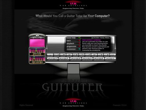 Guituter Help Section by makatak1