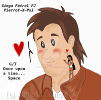 Once Upon A Time Space /Pierrot and Psi GT by Kaneda-Gonbei