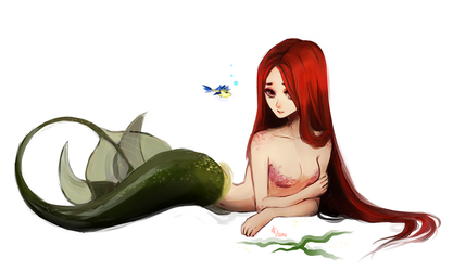 Little Mermaid by Ariuemi