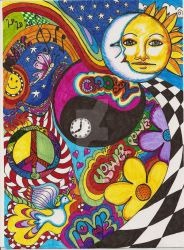 Psychedelic by Jerzee-Girl