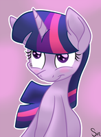 Twilight Sparkle by Sintakhra
