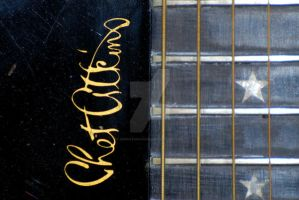 Gibson Chet Atkins by augustinesoong