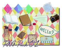 Png pack 01 by Kassiopeia0