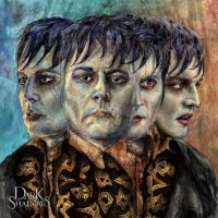 The Barnabas Collins by mariaflores
