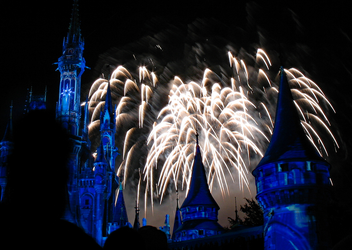 Castle Fireworks Show IMG 1143 by TheStockWarehouse