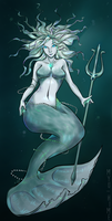 Deep Sea Mermaid by Myu-Hime