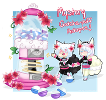 [BloomPuffs] Mystery Gatcha adopts! [OPEN] by TheStevieBoy