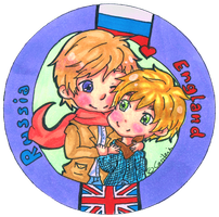 r:Russia and England by Coritein