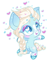 Little Snow by Fumuu by Potionpony