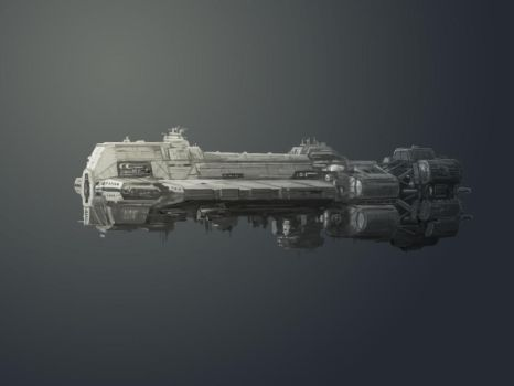 Ship Concept by RadoJavor
