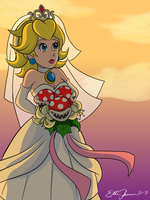 The Reluctant Bride by ace-trainer-ethan