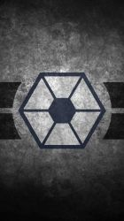Separatist Logo Cellphone Wallpaper by swmand4