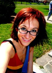 Me in Red by shutterbabe2006