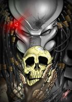 Predator Throphy by Ronniesolano