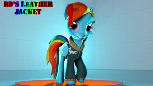 RD's Leather Jacket[SFM Download] by koni126