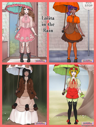 Lolita in the Rain by DressUpGamescom