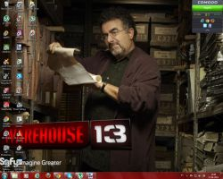 Warehouse 13 by SPCM2011
