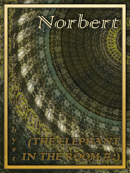 Cover: Norbert, by flawedamythyst by Trishkafibble