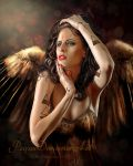 Angel of Uncertainty by PaperDreamerArt