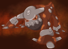 Fiery Magma: Heatran