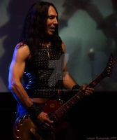 Doug Blair - W.A.S.P by Lunapic
