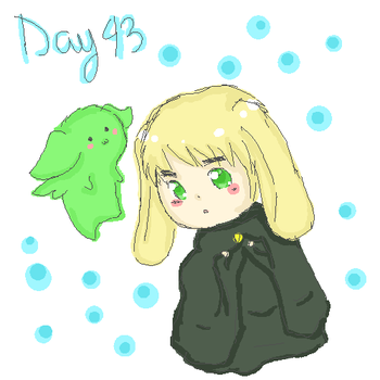 day 43 by KatchuuH