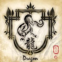 Chinese Zodiac : Dragon by MPtribe