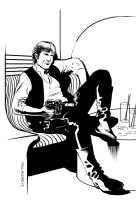 Han Solo by Paul-Moore
