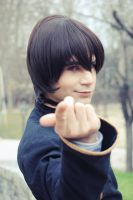 Code Geass: Lelouch Lamperouge by xellosmadara