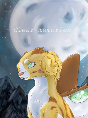 Visions of the past .:DTA:. by Frostpeltwolf