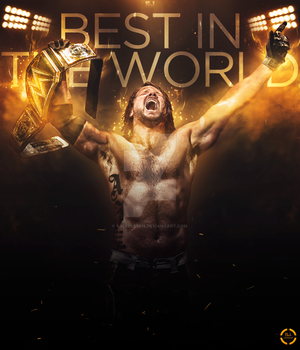 Aj Styles - Best in The World by Sjstyles316
