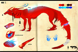 -HEA reference sheet- by RAE-77