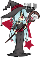 Witch Adopt (3): Closed by SyT-Adopts