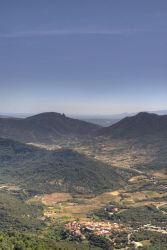 View at peyrepertuse by Shluh