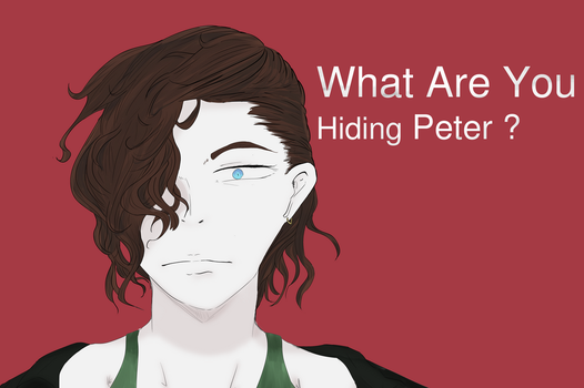 .:spiderman homecoming:.What Are You Hiding Peter. by Kitozz