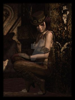 TAC Event Teaser - Steampunk by Vanesse