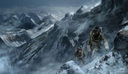 Mallory and Irvine, the Everest pioneers by Balcsika