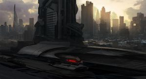 Cityscape by polles