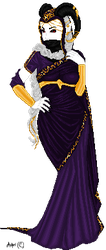 The Lady of the Sands by Ashuri